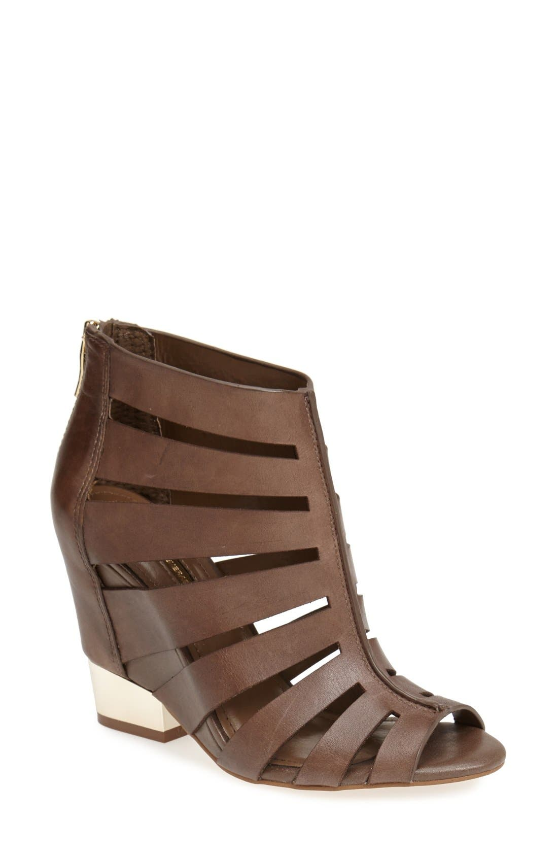 Alternate Image 1 Selected - BCBGeneration 'Charlie' Demi Wedge Bootie (Women)
