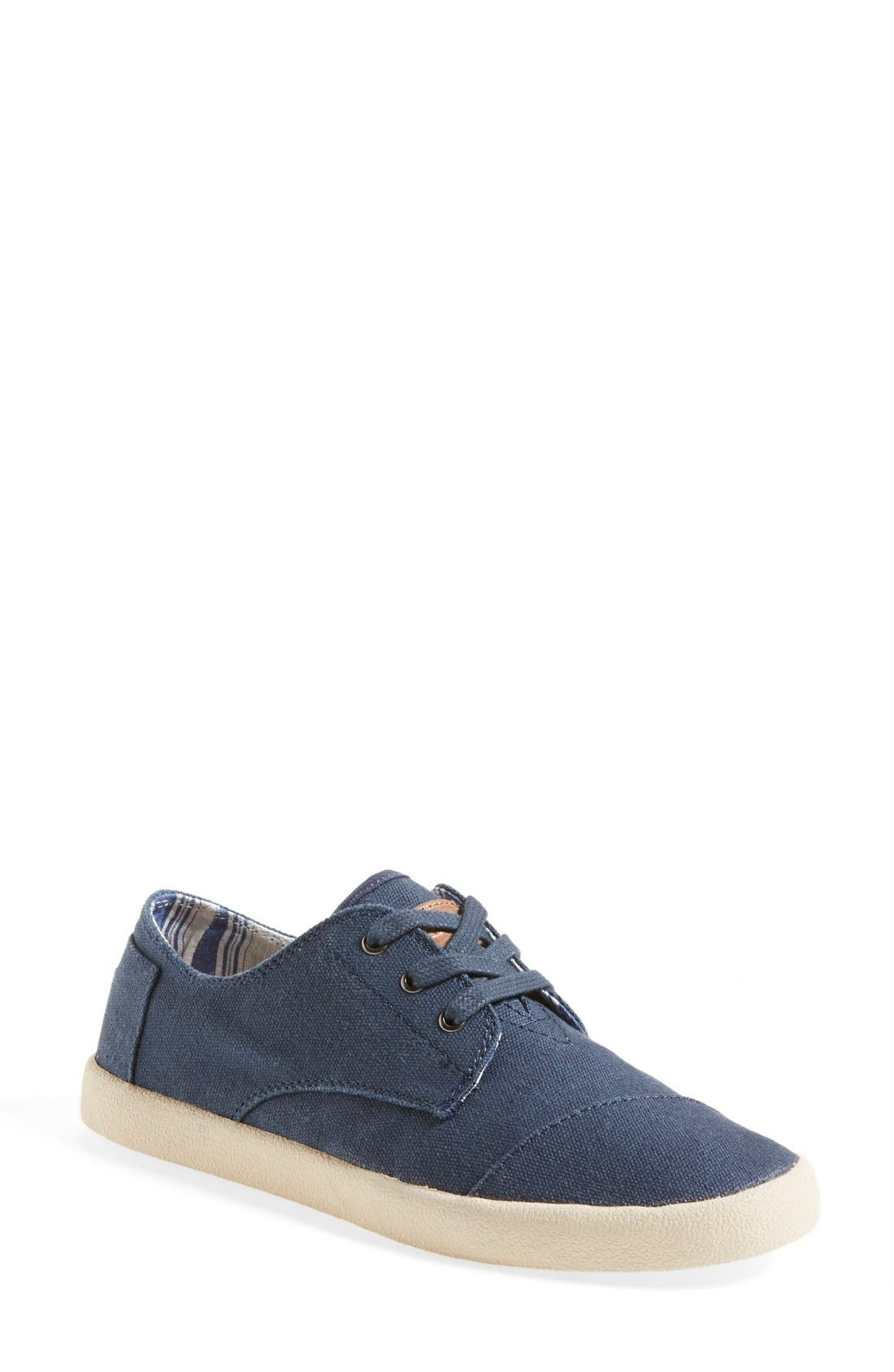 Alternate Image 1 Selected - TOMS 'Paseo Classic' Sneaker (Women)