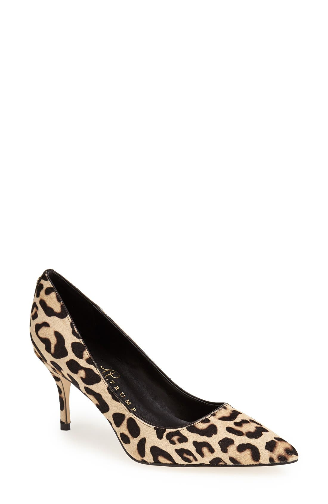 Alternate Image 1 Selected - Ivanka Trump 'Tirra' Pointy Toe Pump (Women)