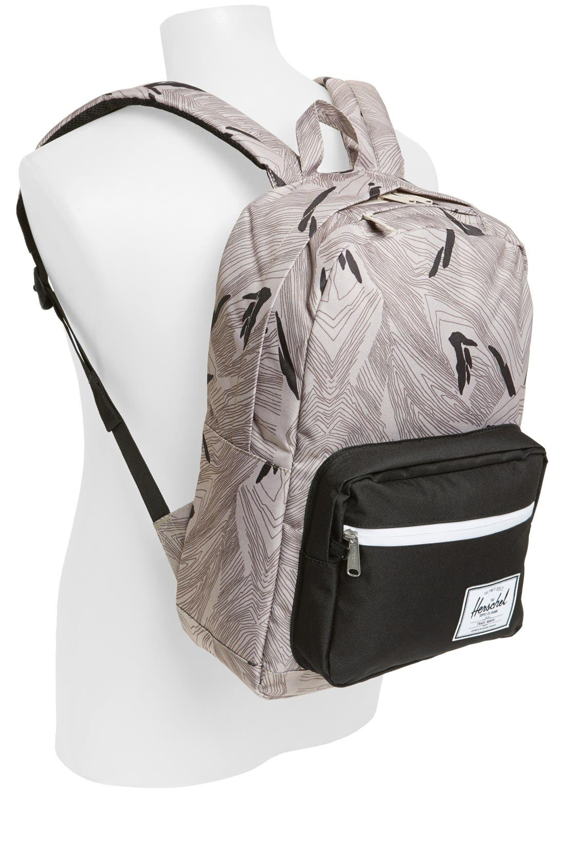 Alternate Image 4  - Herschel Supply Co. 'Pop Quiz' Backpack