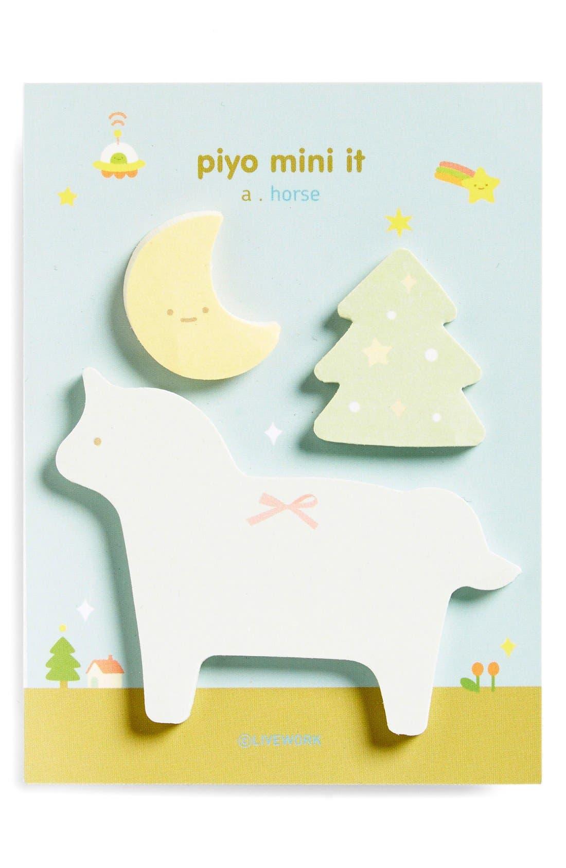 Alternate Image 1 Selected - Poketo 'Friends' Peel & Stick Book Tabs