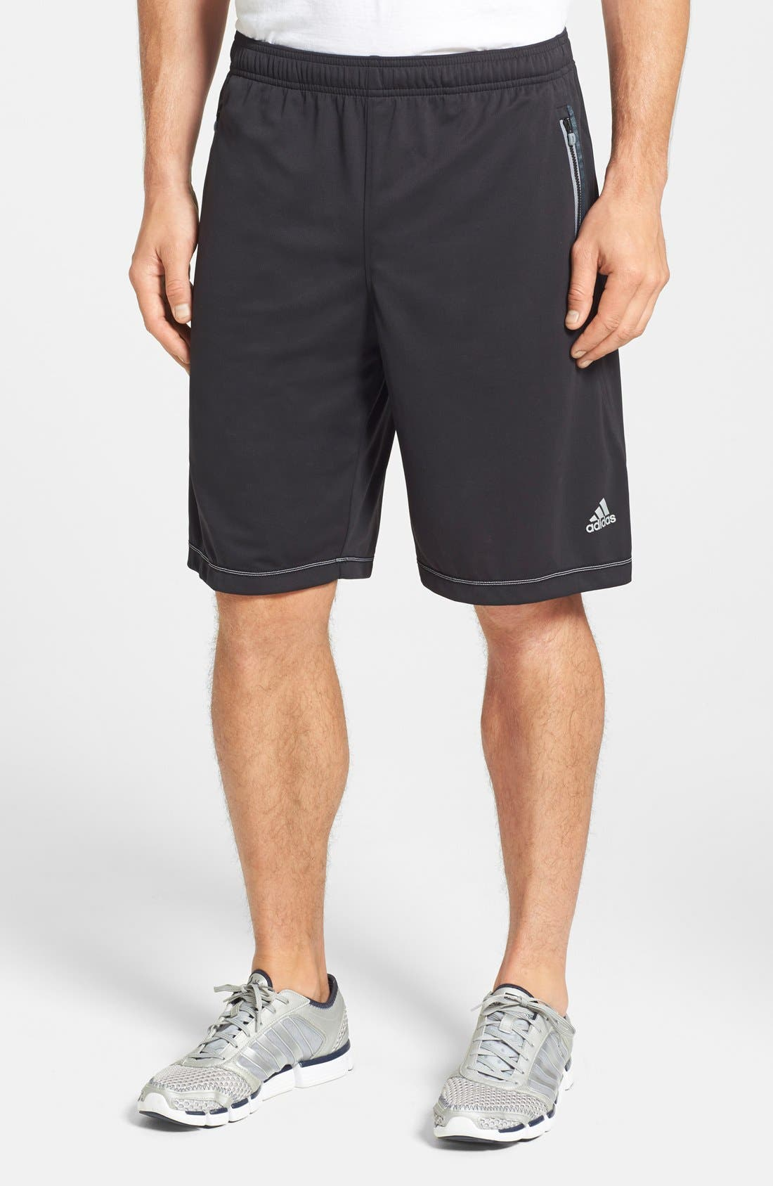 Main Image - adidas 'CLIMACHILL™' Athletic Shorts