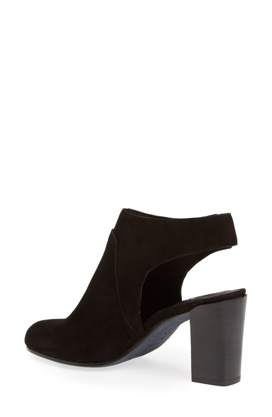Alternate Image 2  - Eileen Fisher 'Ideal' Cutout Bootie (Women) (Online Only)