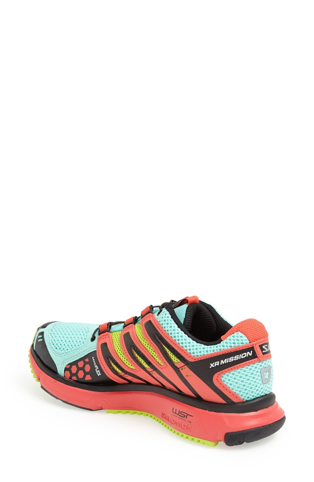 Alternate Image 2  - Salomon 'XR Mission' Trail Running Shoe (Women)