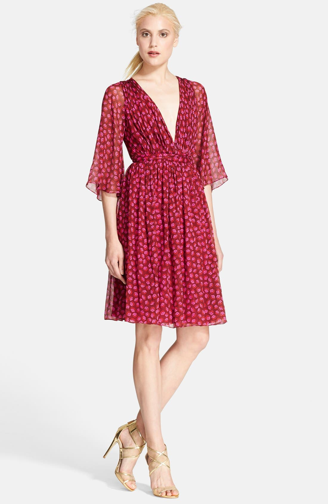 Alternate Image 1 Selected - Diane von Furstenberg 'Alicia' Dress