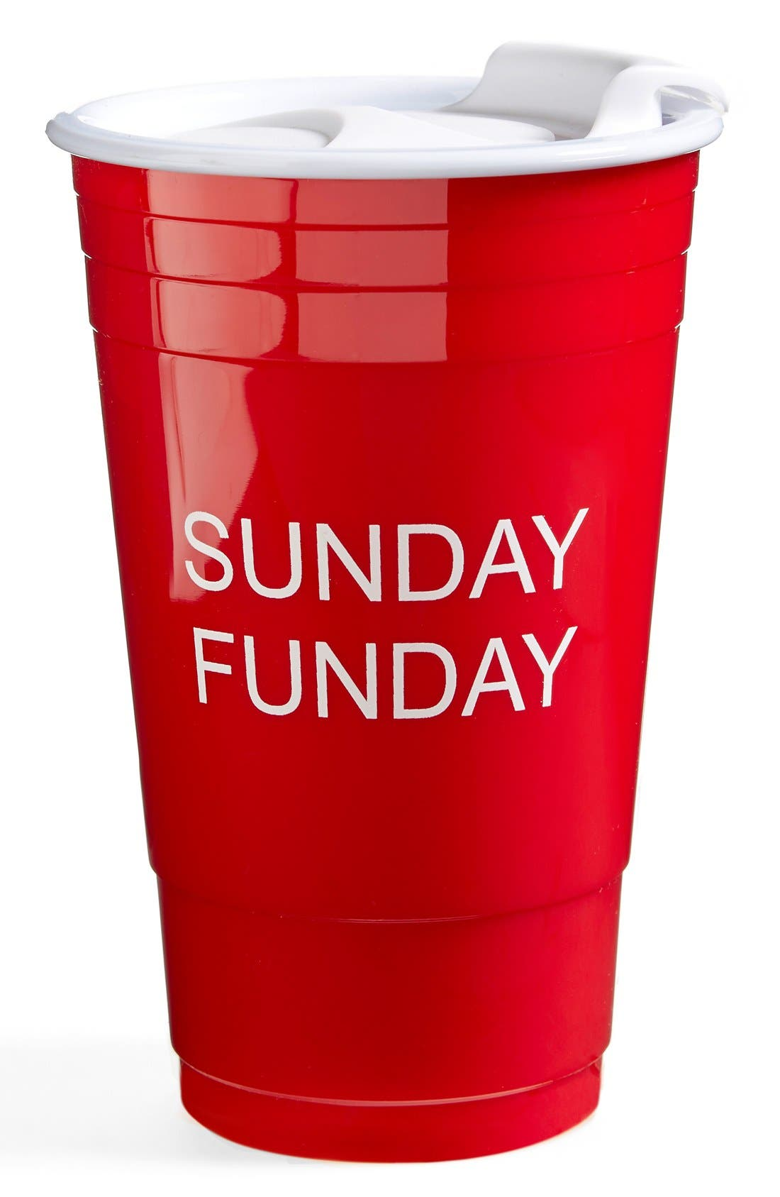 Alternate Image 1 Selected - Ad-N-Art 'Sunday Funday' Party Cup