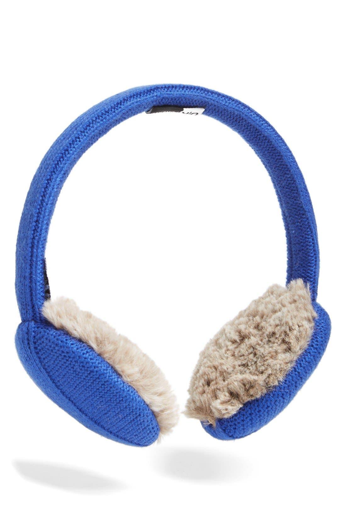 Tech Earmuffs,                         Main,                         color, Ultra