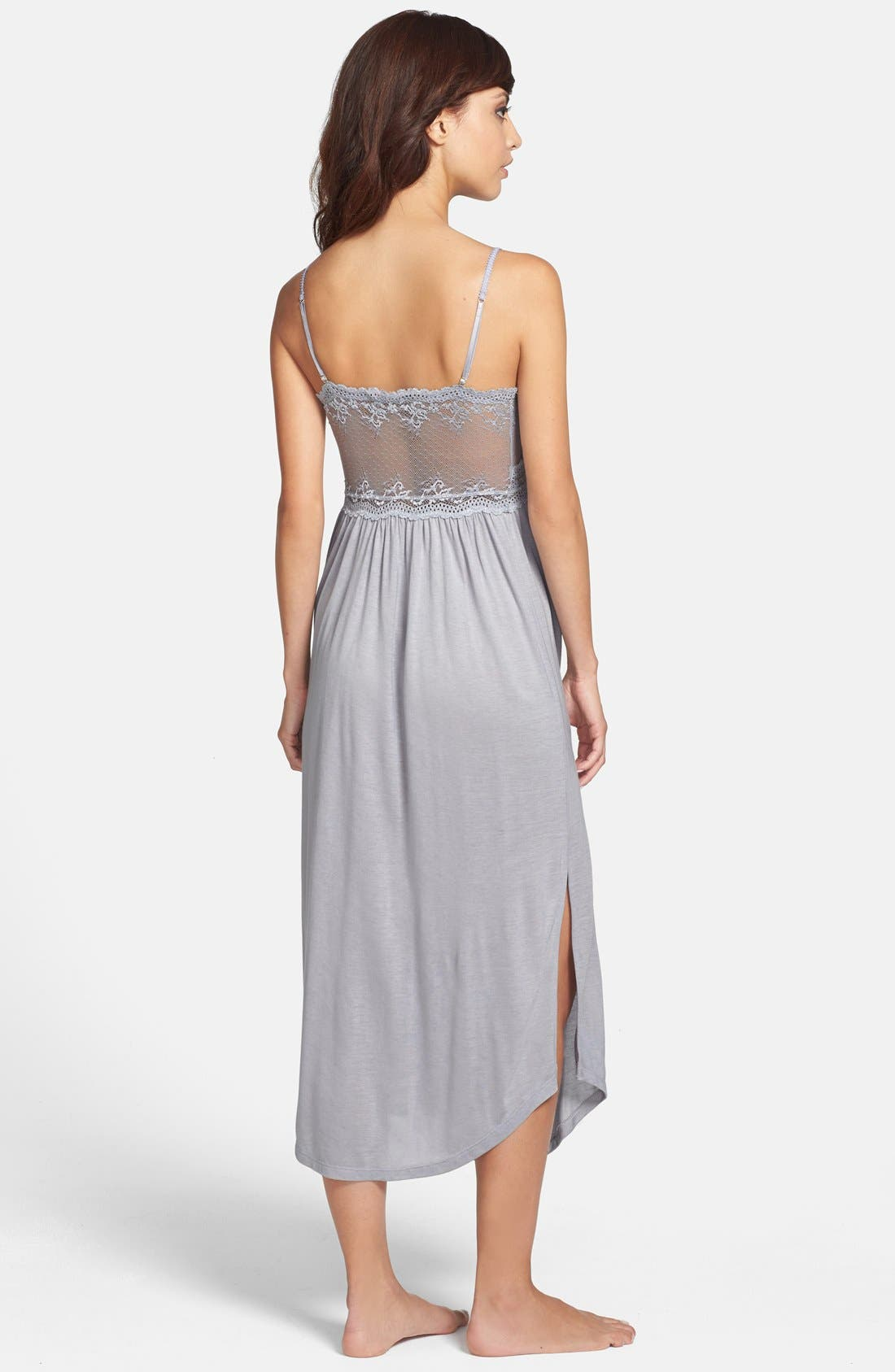 Alternate Image 2  - Eberjey 'Colette' Nightgown