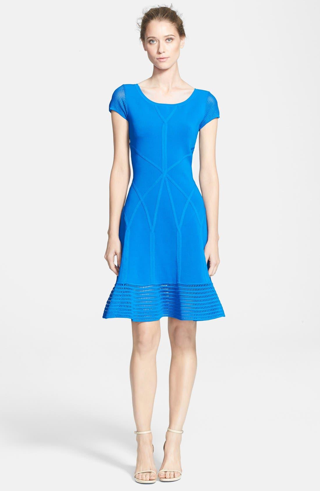 Main Image - Diane von Furstenberg 'St. Petersburg' Knit A-Line Dress