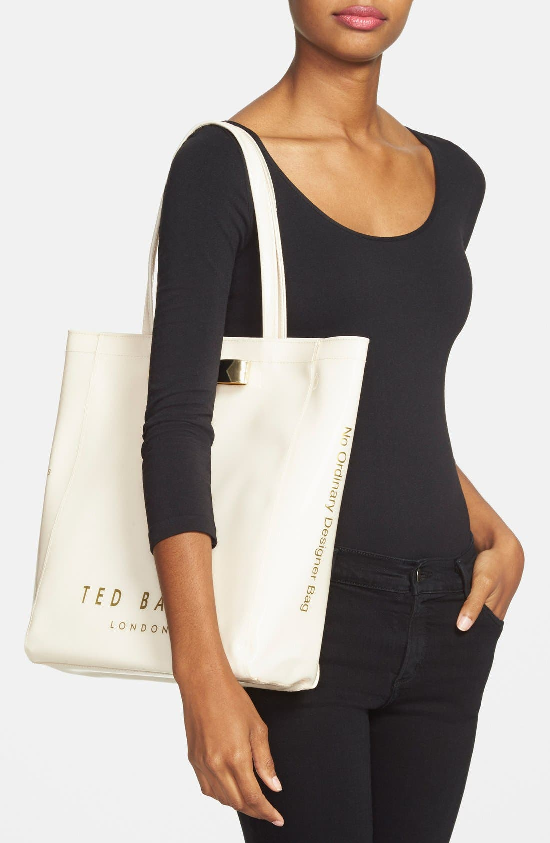Alternate Image 2  - Ted Baker London 'Bow Icon' Tote