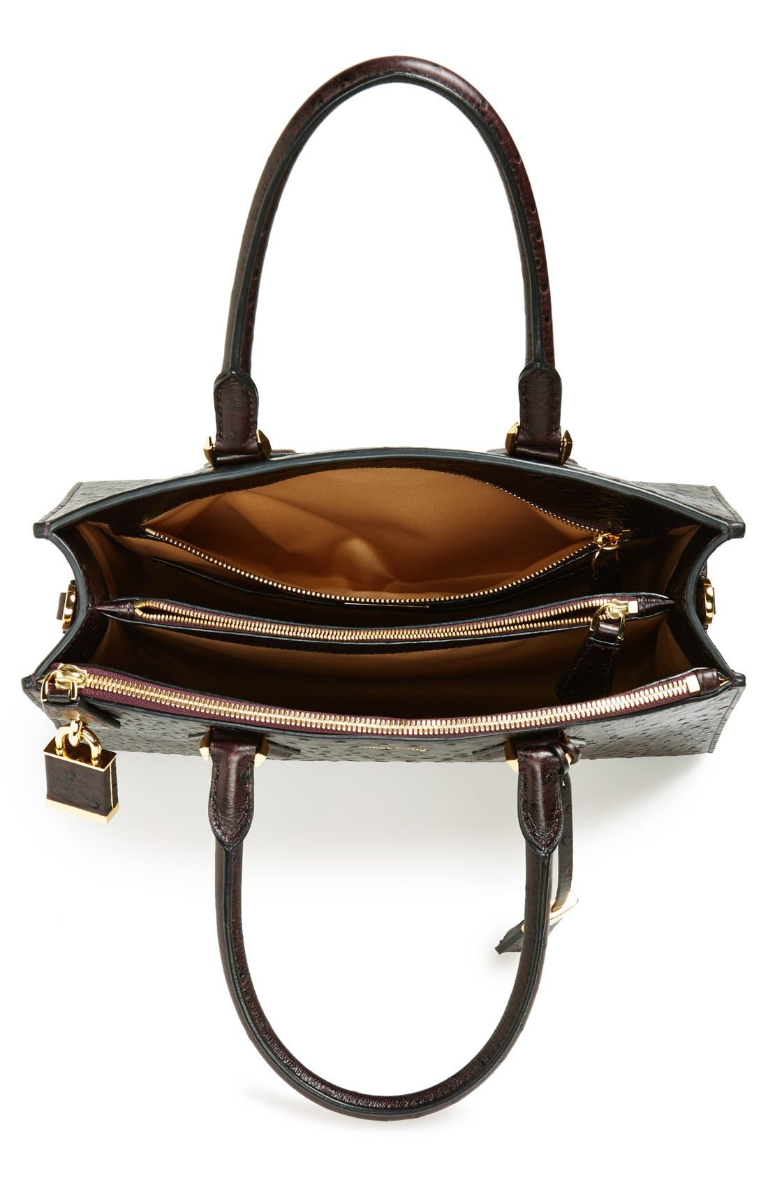 Alternate Image 2  - Michael Kors 'Large Casey' Leather Satchel