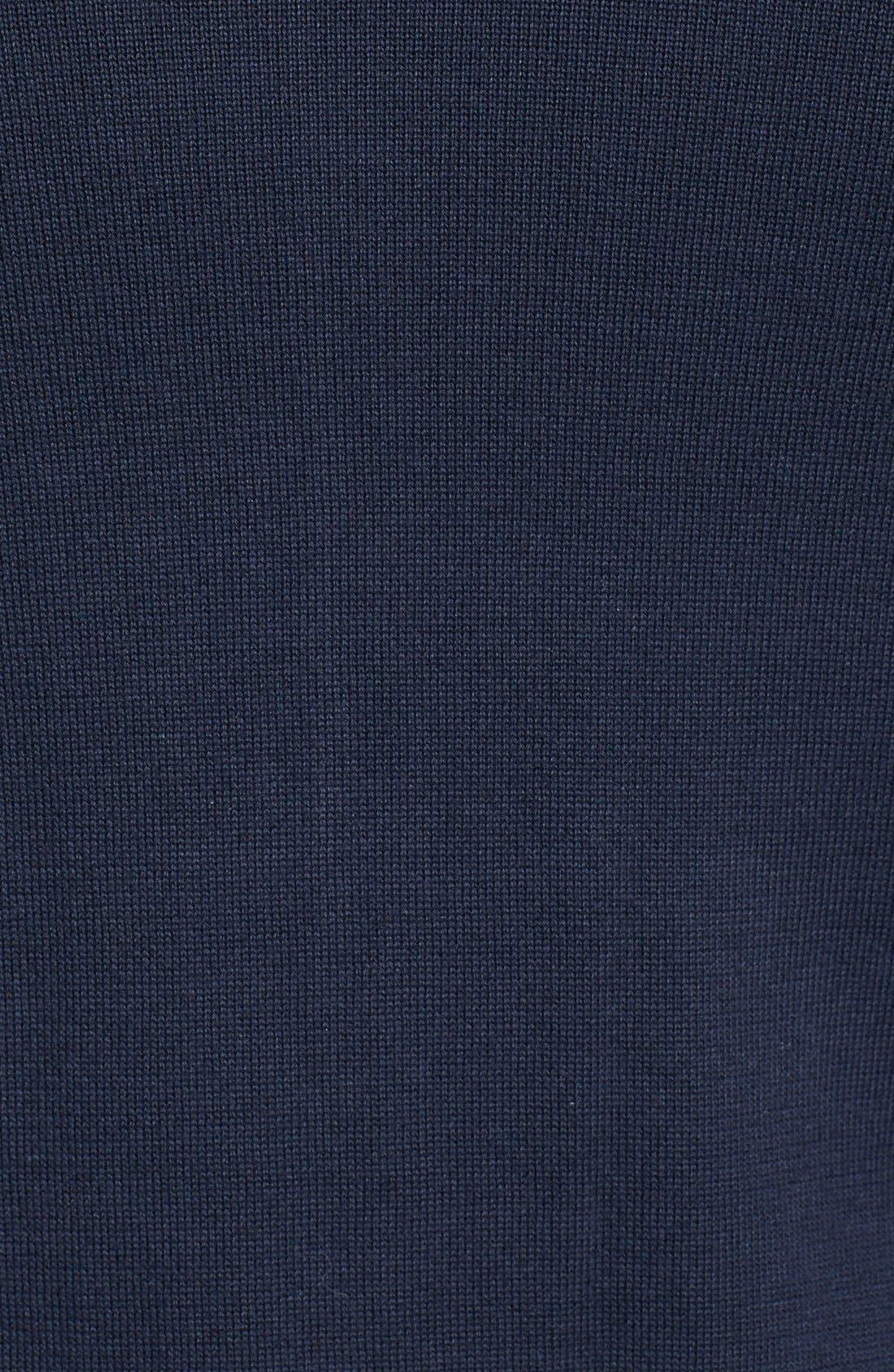 Alternate Image 3  - Façonnable Zip Cardigan