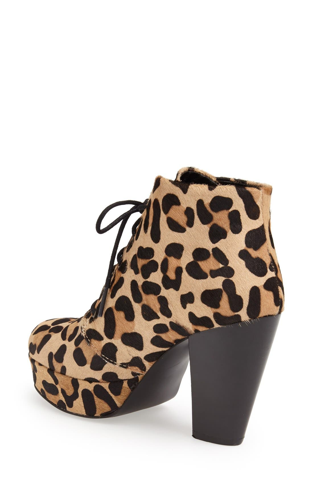 Alternate Image 2  - Steve Madden 'Raspy-L' Genuine Calf Hair Bootie (Women)