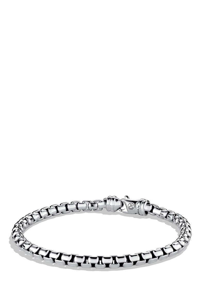 David Yurman Chain Large Link Box Chain Bracelet Nordstrom
