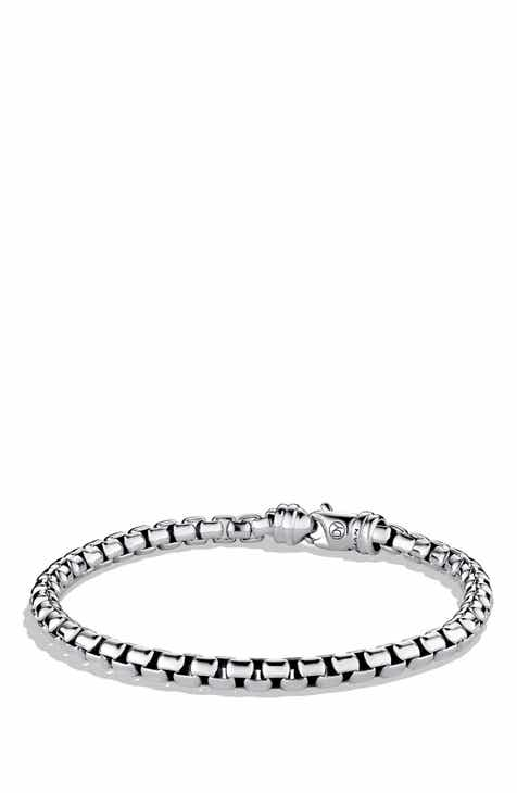 David Yurman  Chain  Large Link Box Chain Bracelet aafd3caa63e