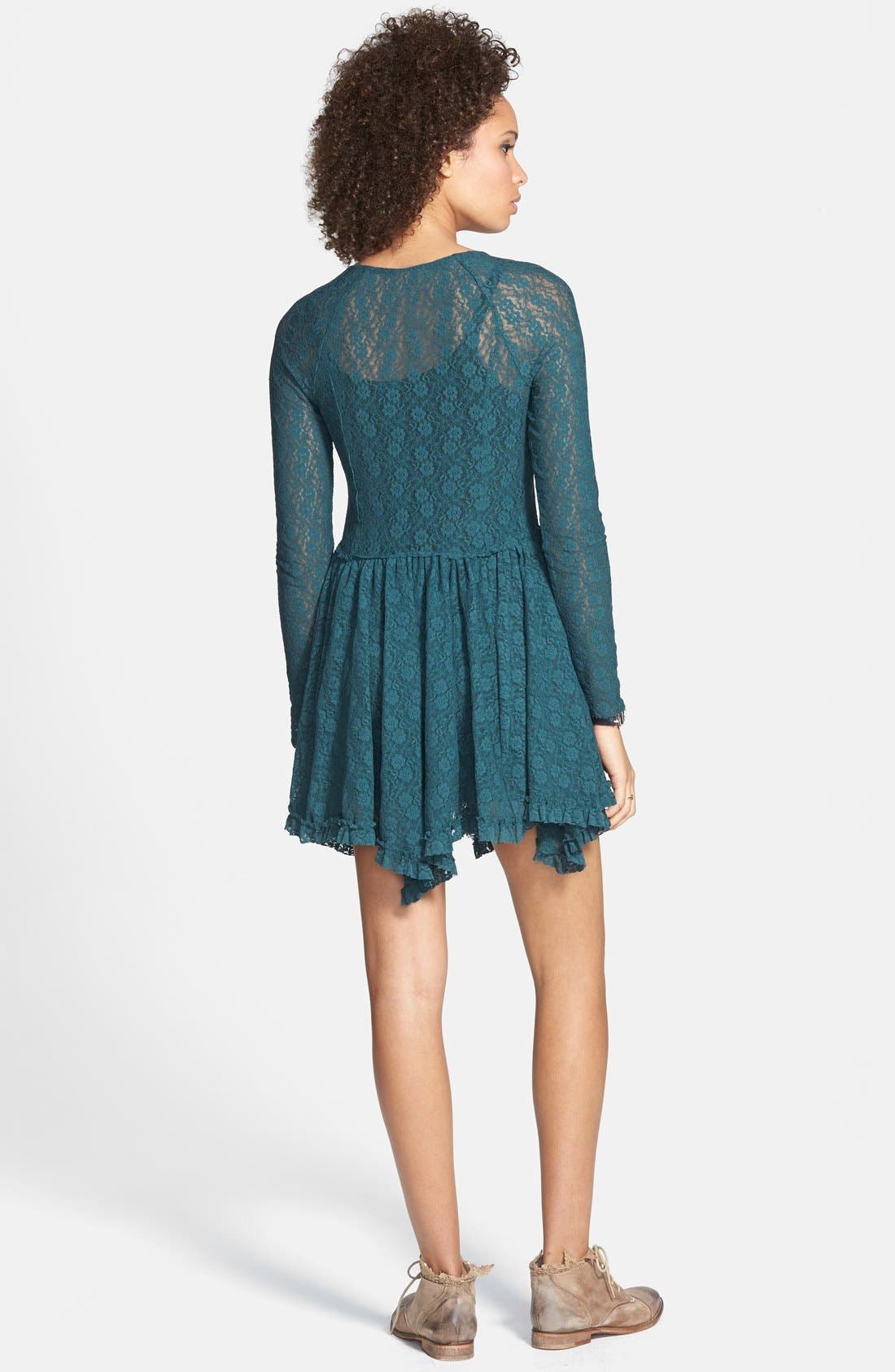 Alternate Image 2  - Free People 'Witchy' Skater Dress