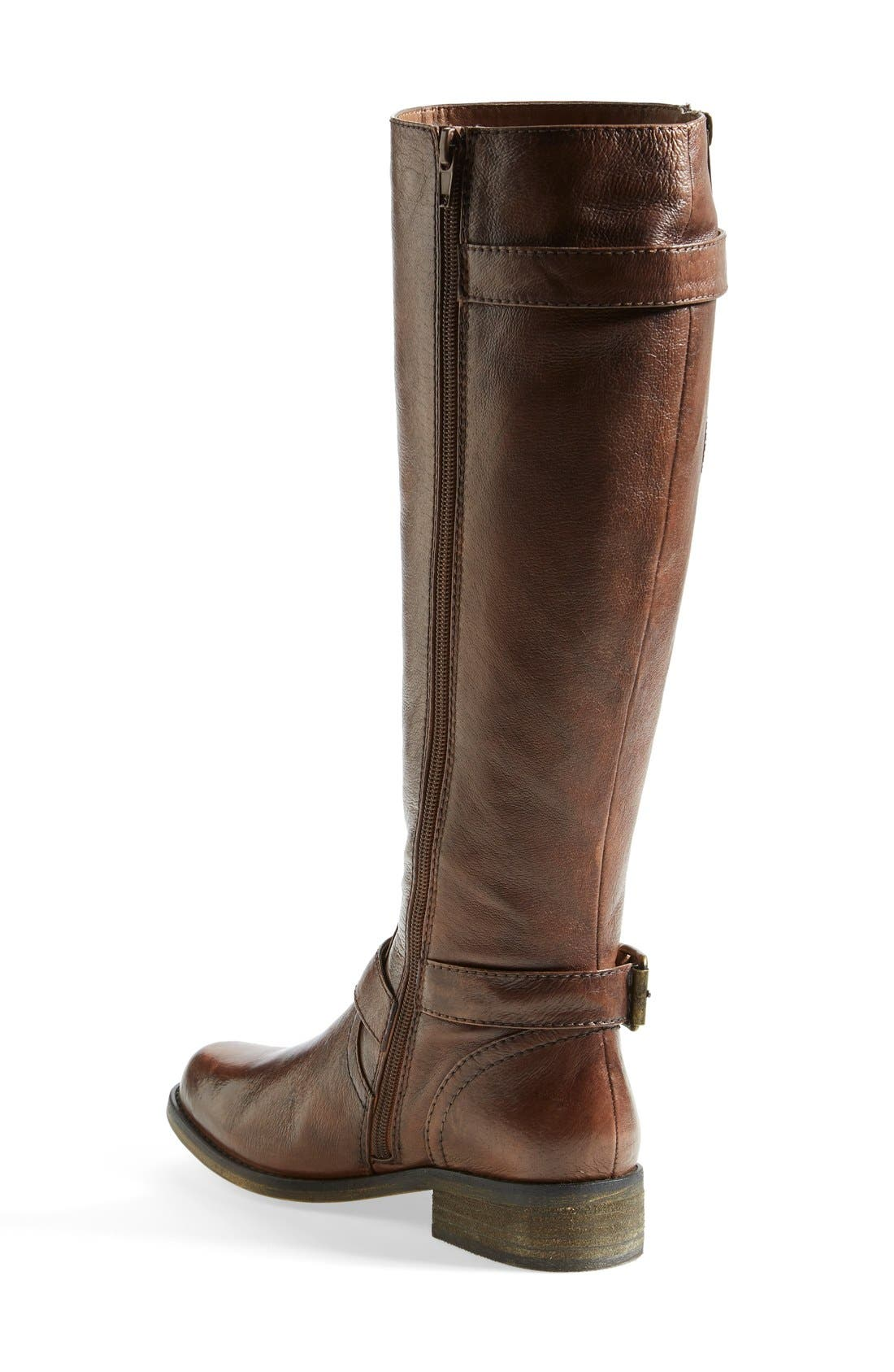 Alternate Image 2  - Steve Madden 'Synicle' Riding Boot (Wide Calf) (Women)