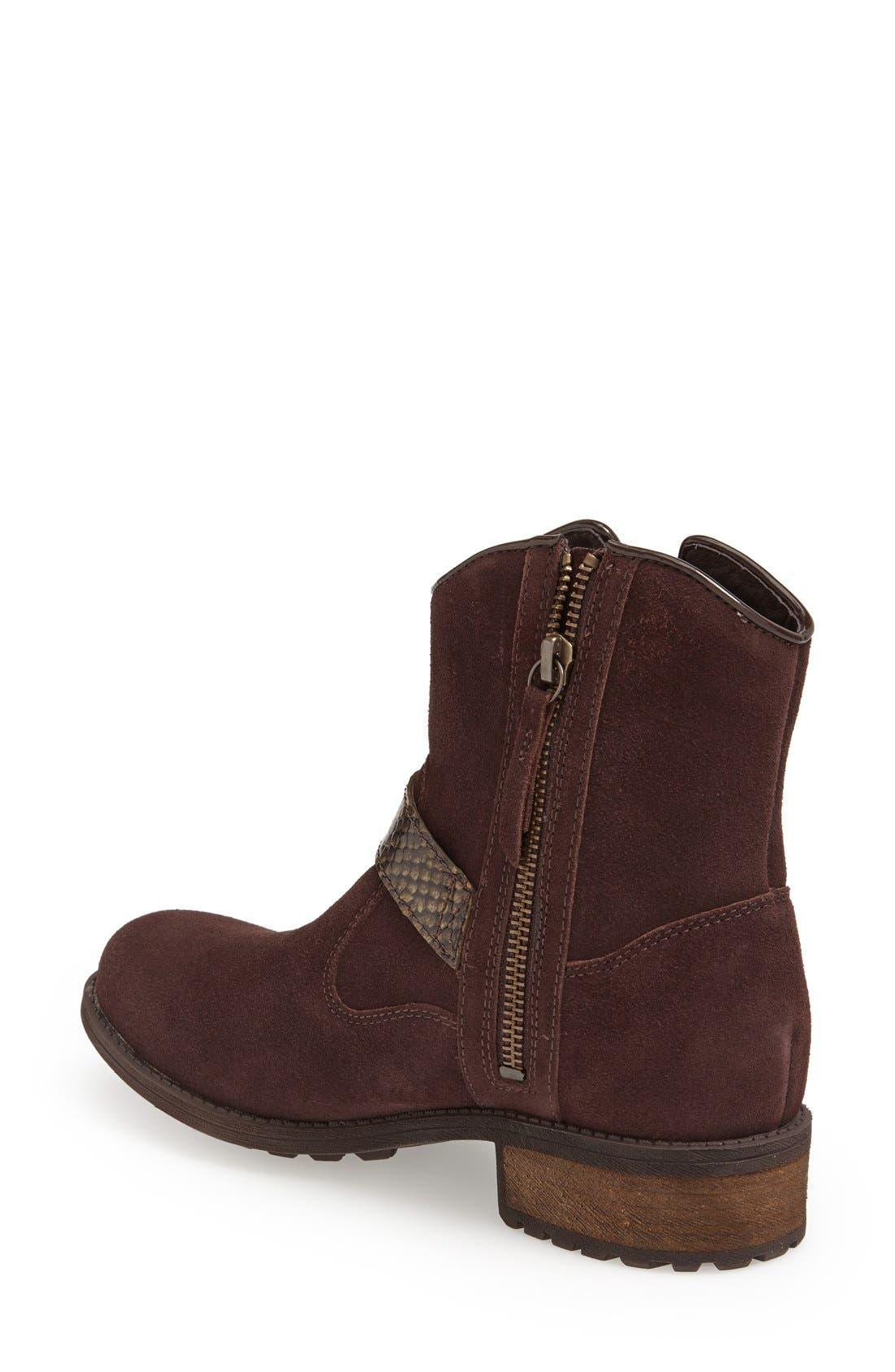 Alternate Image 2  - UGG® Australia 'Milnor' Belted Boot (Women)