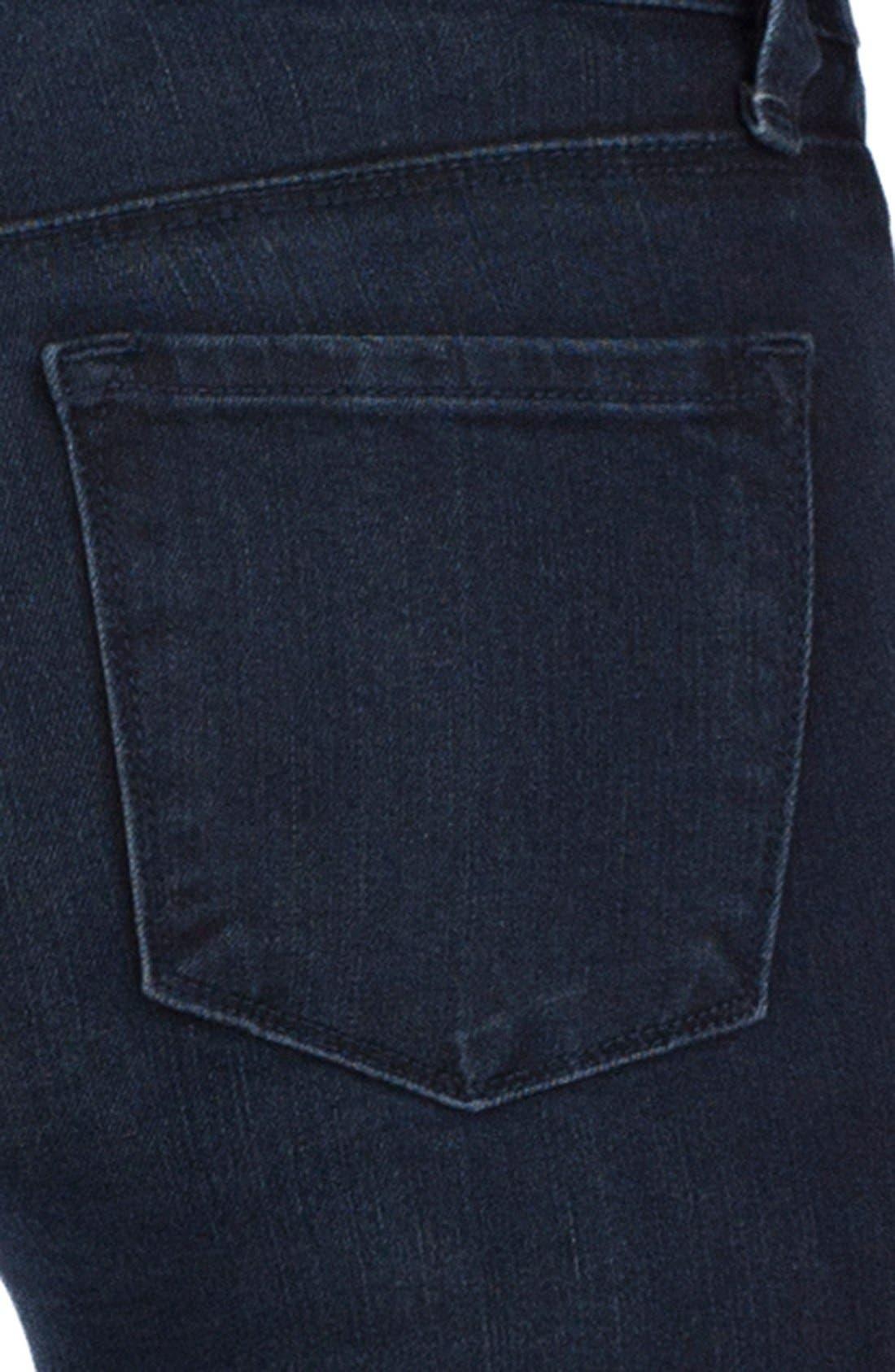 Alternate Image 3  - J Brand 'Willow' Moto Skinny Jeans (Verve)