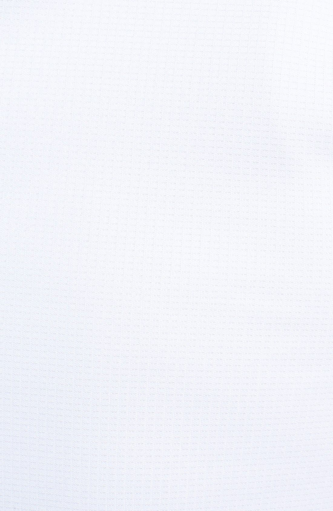 'New England Patriots - Genre' DryTec Moisture Wicking Polo,                             Alternate thumbnail 3, color,                             White