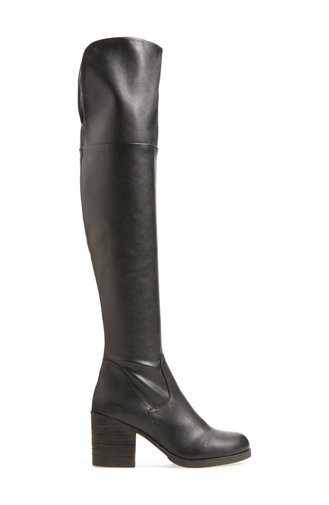 Alternate Image 7  - Steve Madden 'Odyssey' Over the Knee Boot (Women)