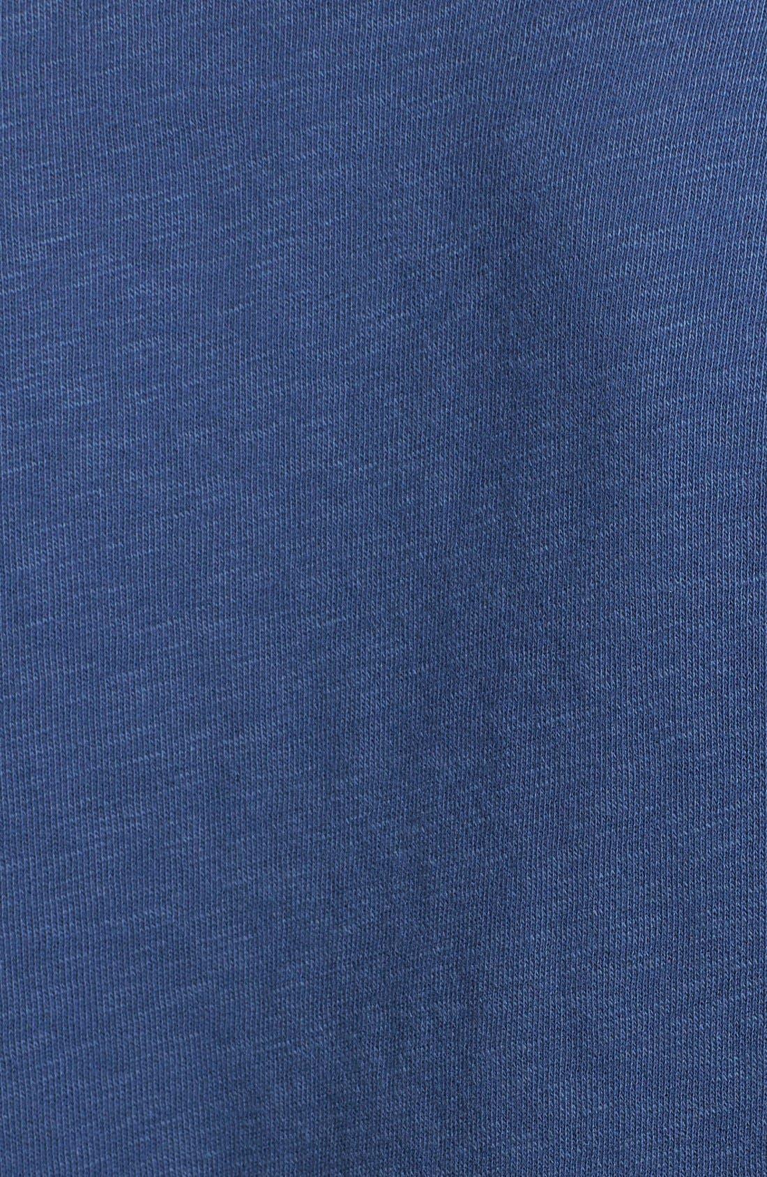 Alternate Image 3  - James Perse 'Vintage' Cotton Raglan Pullover