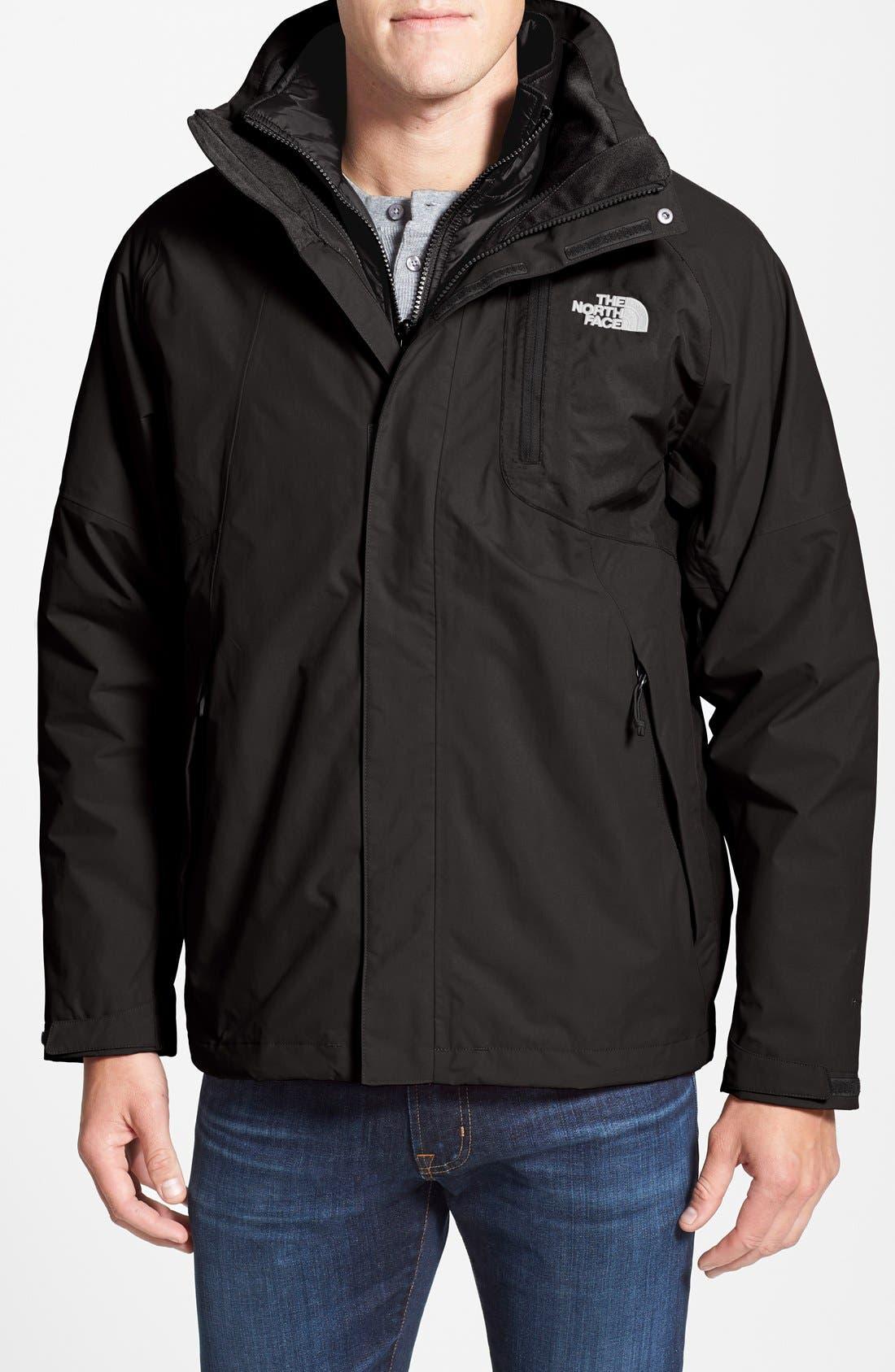 Carto triclimate jacket men's