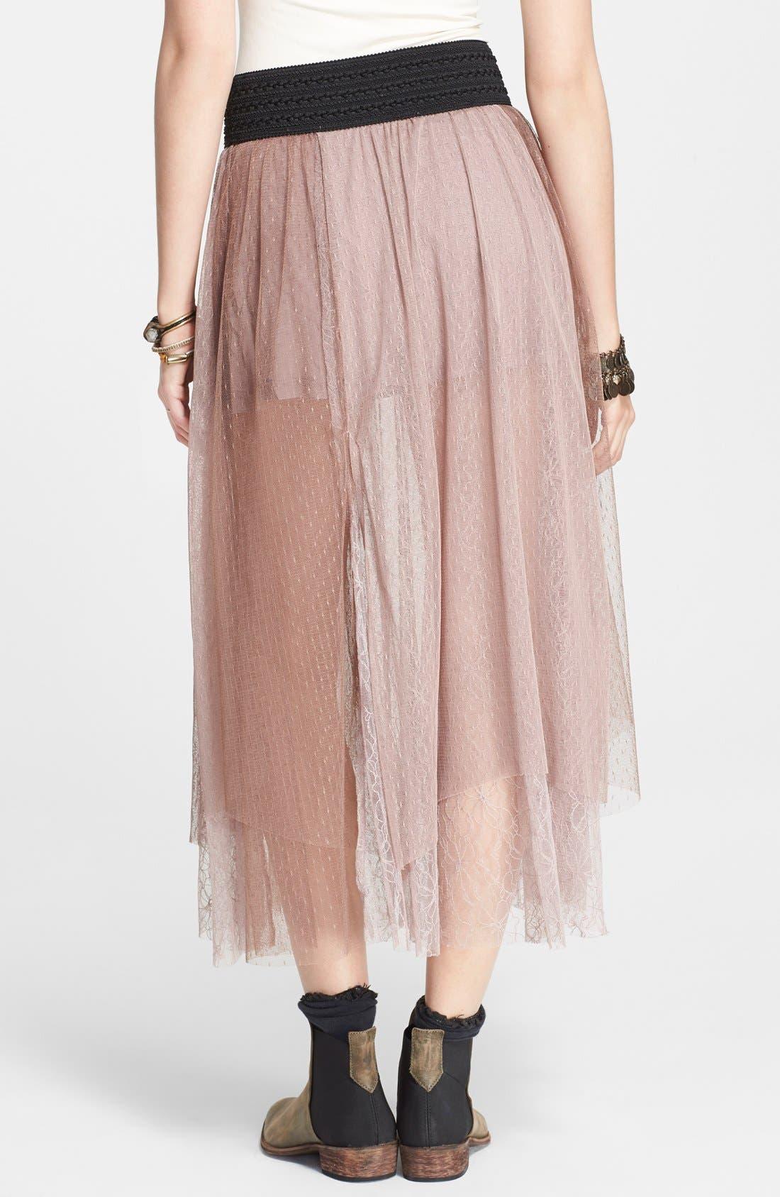 Alternate Image 2  - Free People 'Sugar Plum' Tutu Skirt