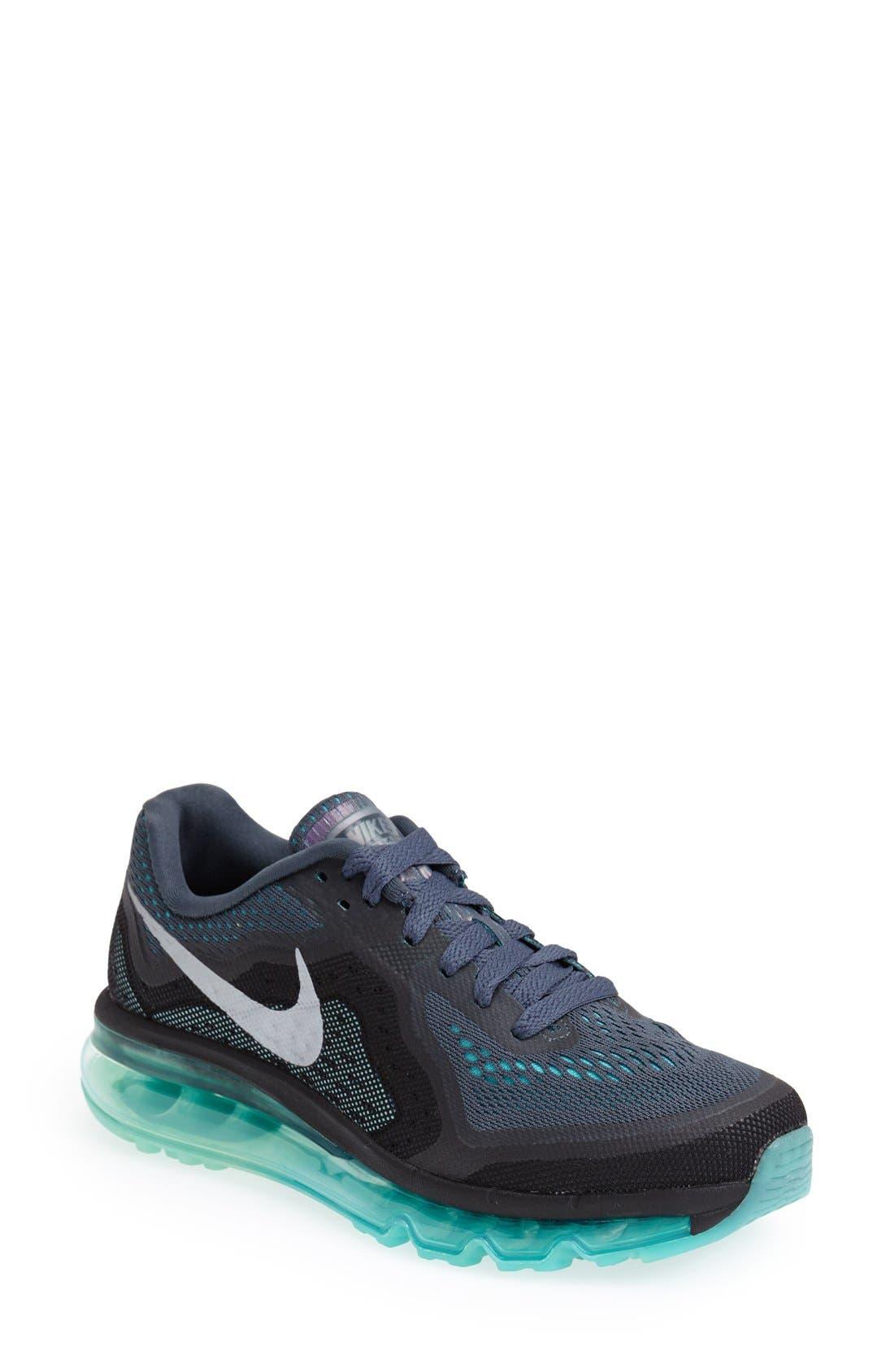 Alternate Image 1 Selected - Nike 'Air Max 2014' Running Shoe (Women)