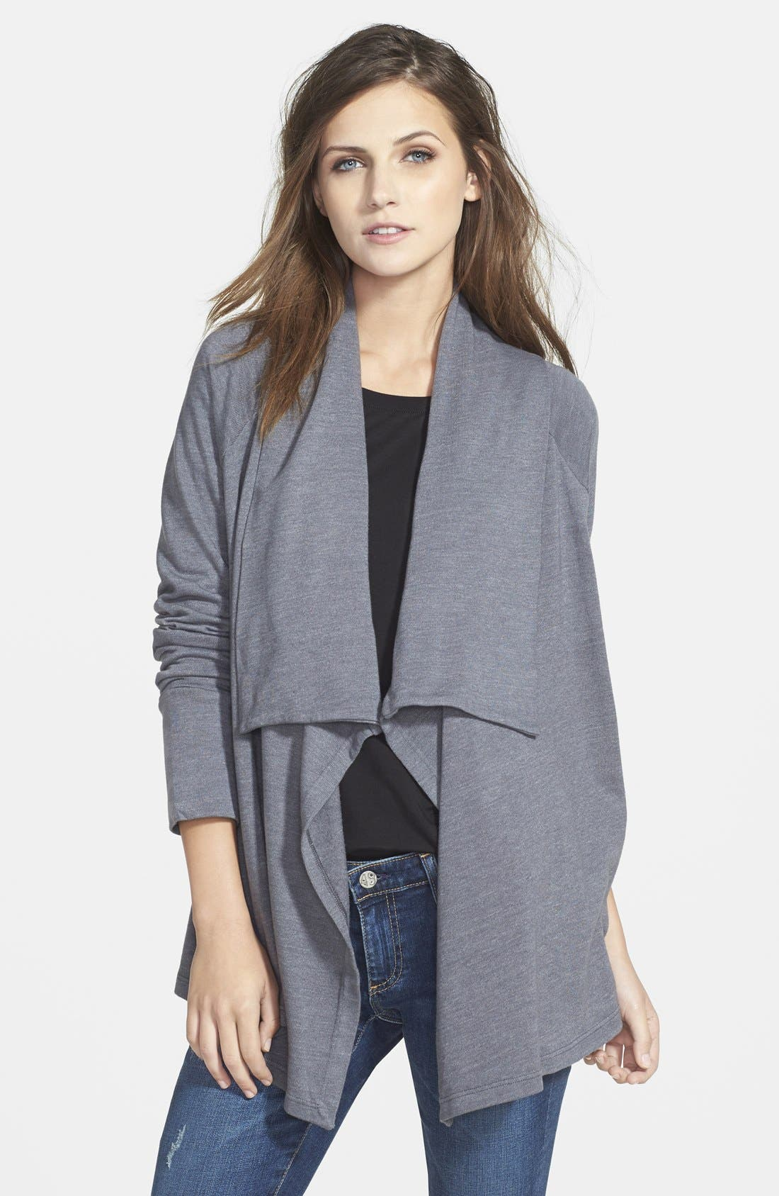 Main Image - Splendid Open Cardigan