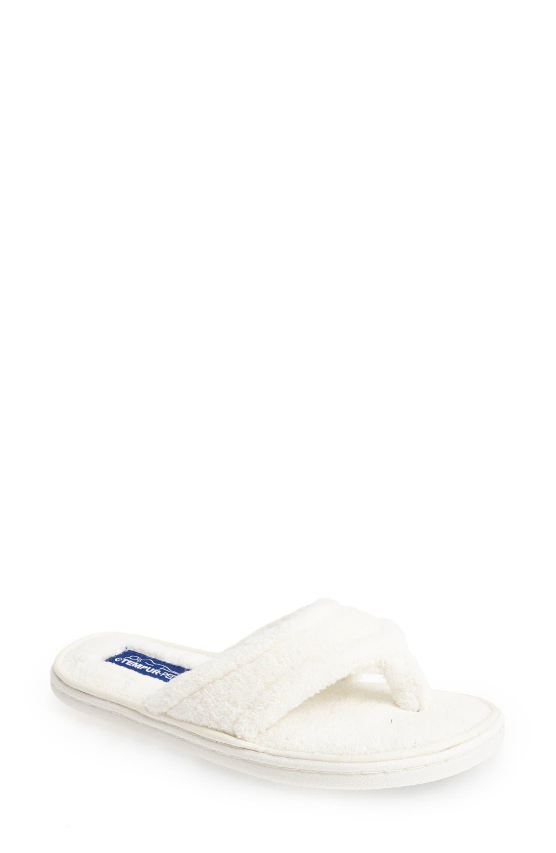 Tempur-Pedic® 'Airsock' Thong Slipper (Women)