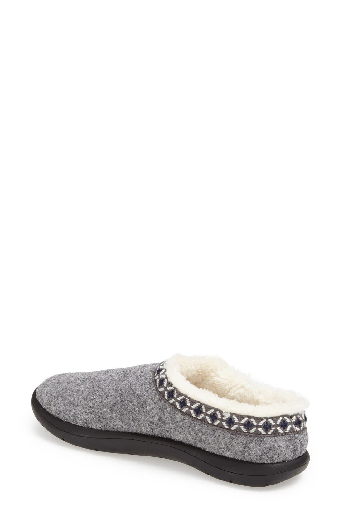 Alternate Image 2  - Tempur-Pedic® 'Subartic' Slipper (Women)