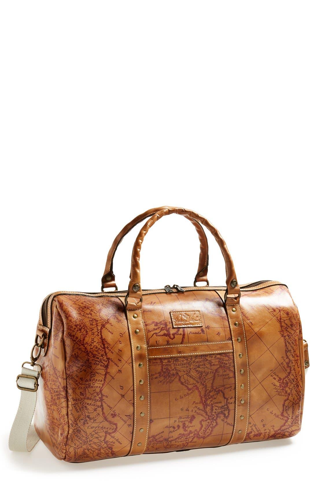 Alternate Image 1 Selected - Patricia Nash 'Milano' Weekend Bag