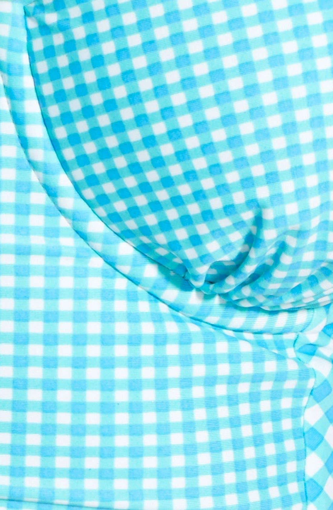 Alternate Image 5  - Blush by Profile 'Brigitte' Bustier Underwire Bikini Top