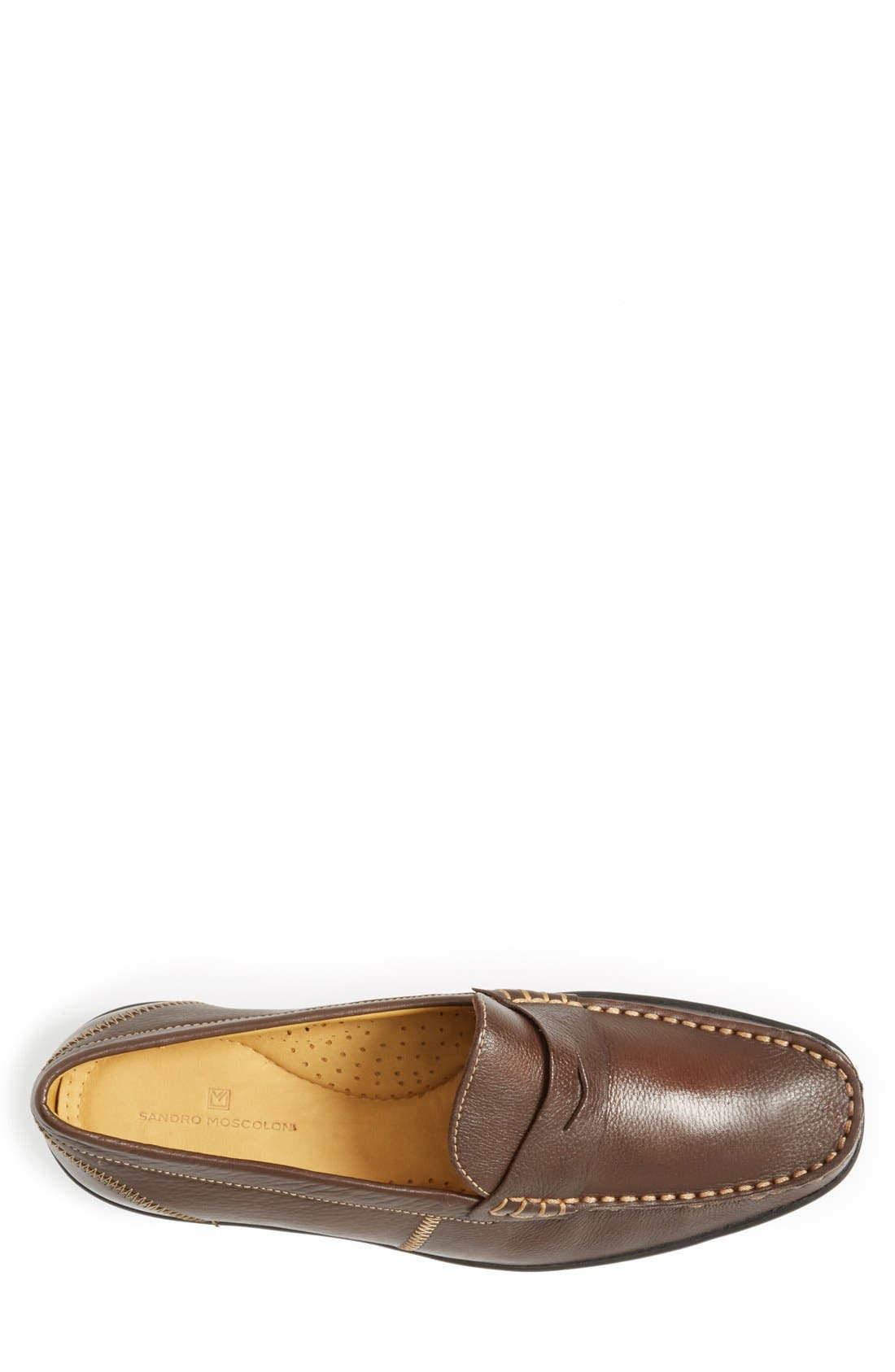 Alternate Image 3  - Sandro Moscoloni 'Bimini' Penny Loafer (Men)