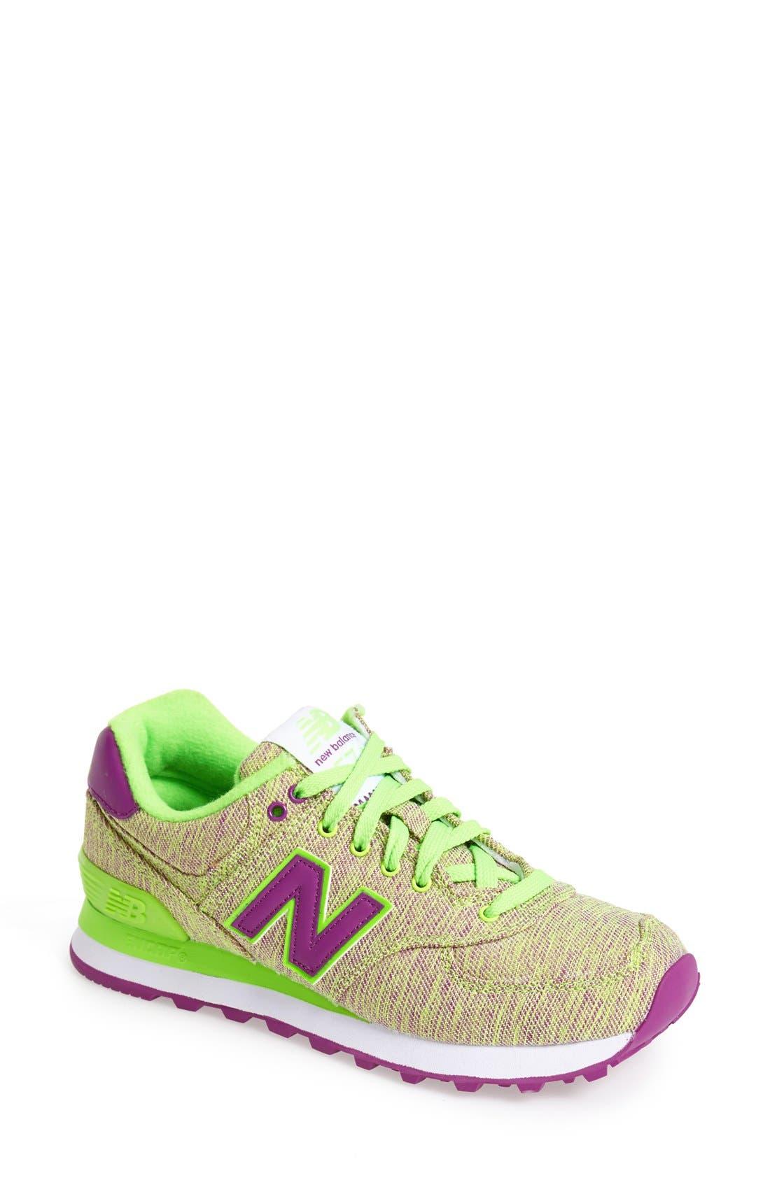 Main Image - New Balance '574 - Static' Sneaker (Women)