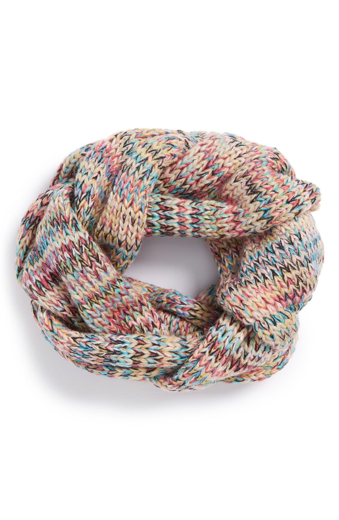 Alternate Image 1 Selected - Tucker + Tate Knit Snood (Girls)