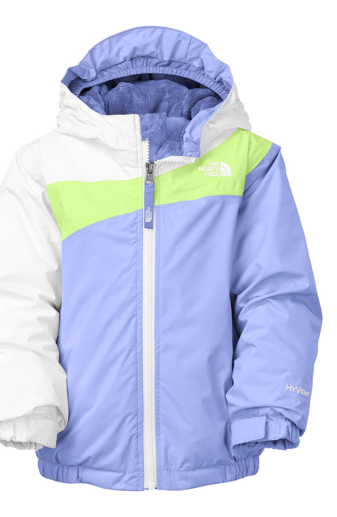 Alternate Image 1 Selected - The North Face 'Poquito' Insulated Jacket (Toddler Girls)