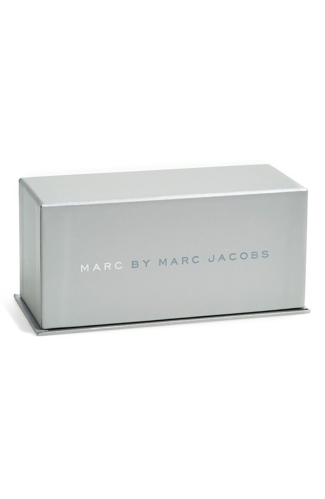 Alternate Image 2  - MARC BY MARC JACOBS 59mm Rimless Aviator Sunglasses