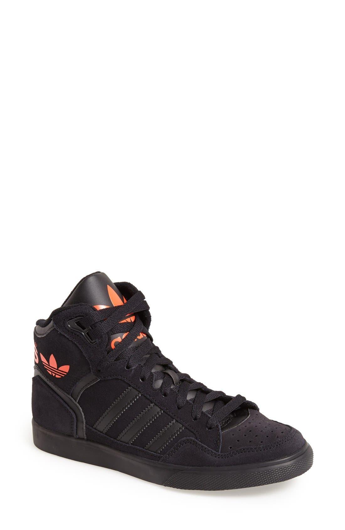 Alternate Image 1 Selected - adidas 'Extaball' Sneaker (Women)