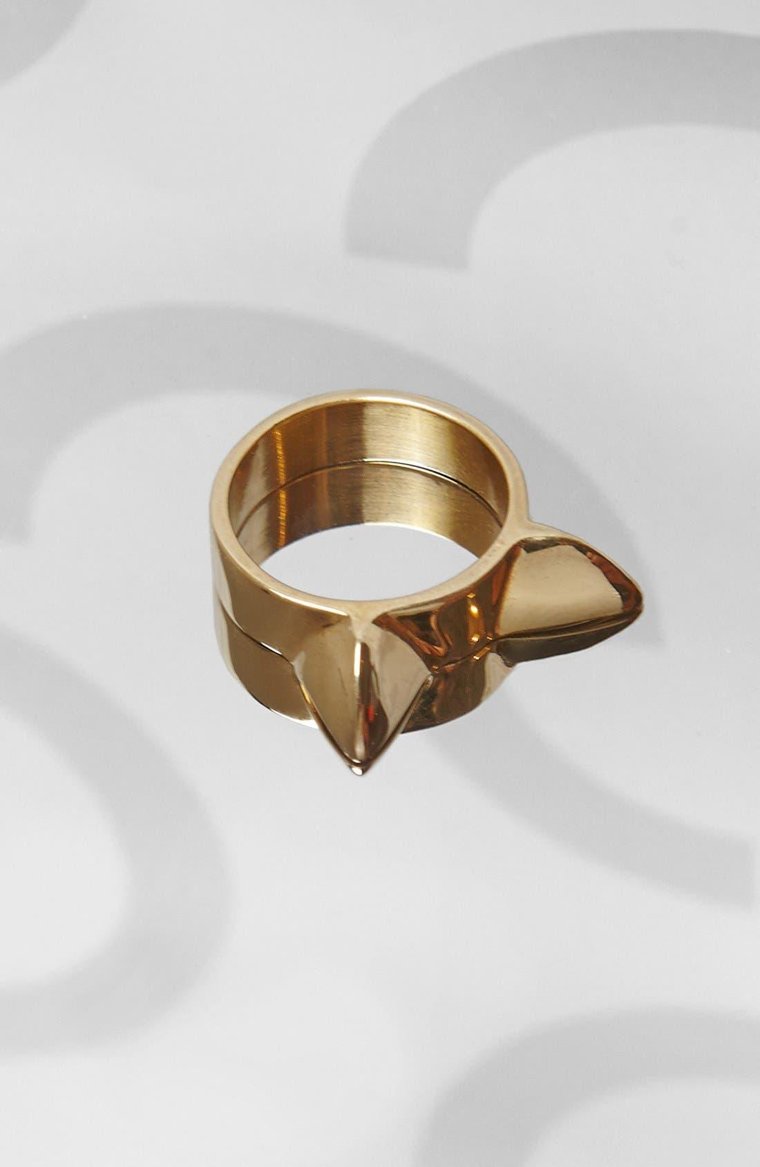 Alternate Image 3  - Meadowlark Cat Ears Ring