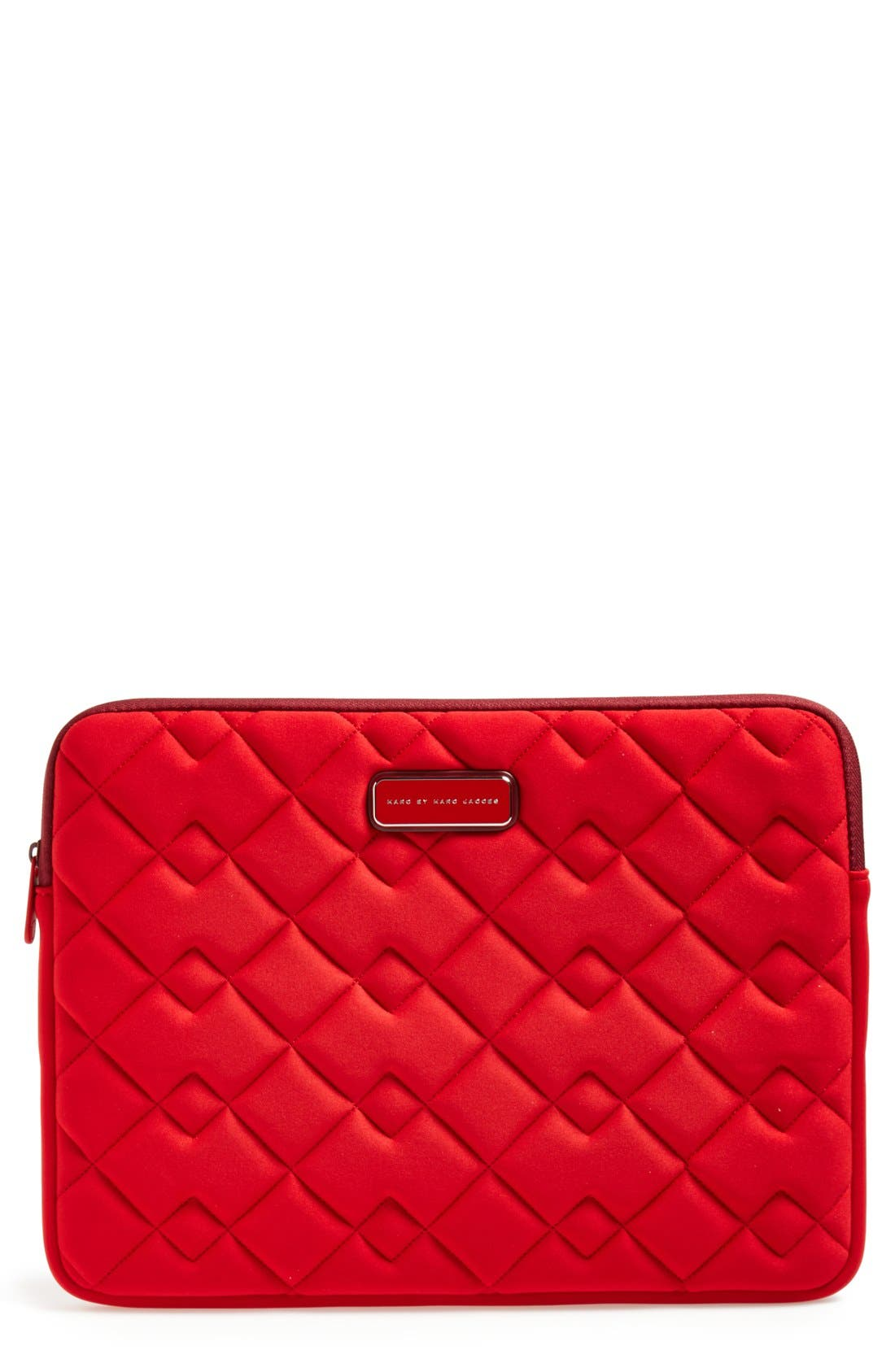 Main Image - MARC BY MARC JACOBS 'Crosby' Laptop Case (13 Inch)