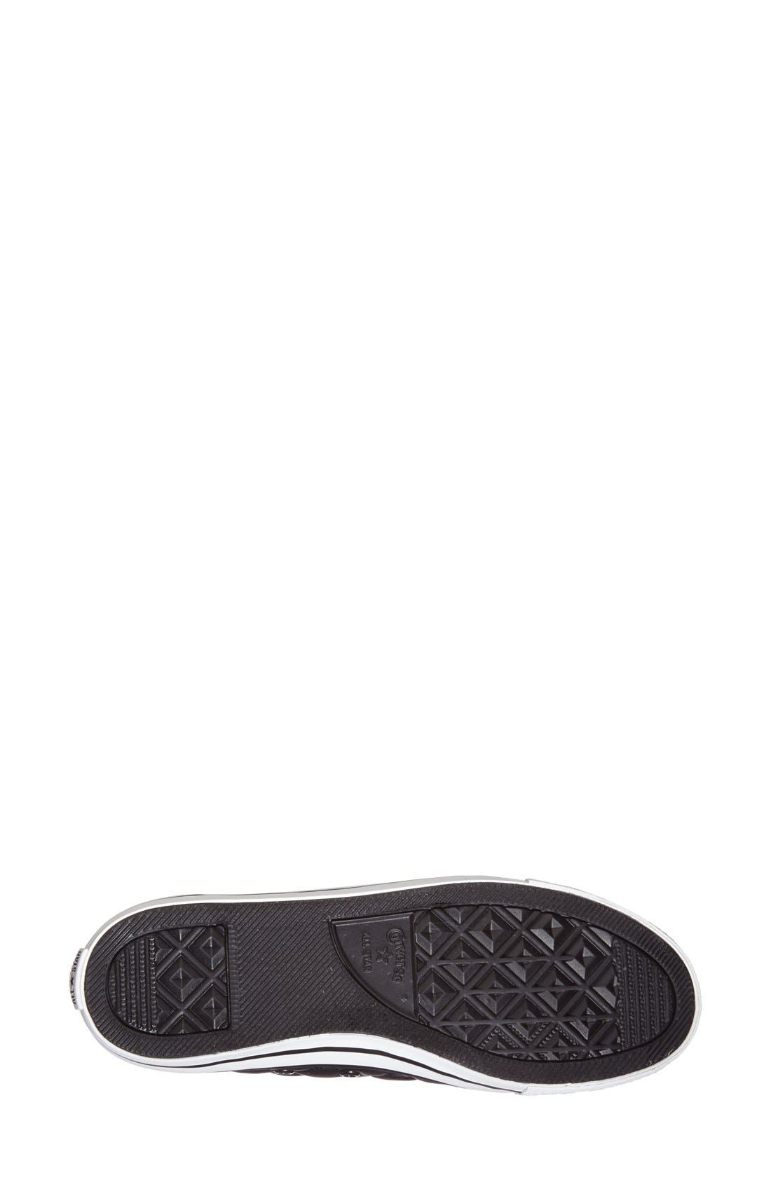 Alternate Image 4  - Converse Chuck Taylor® All Star® 'Dainty' Quilted Sneaker (Women)