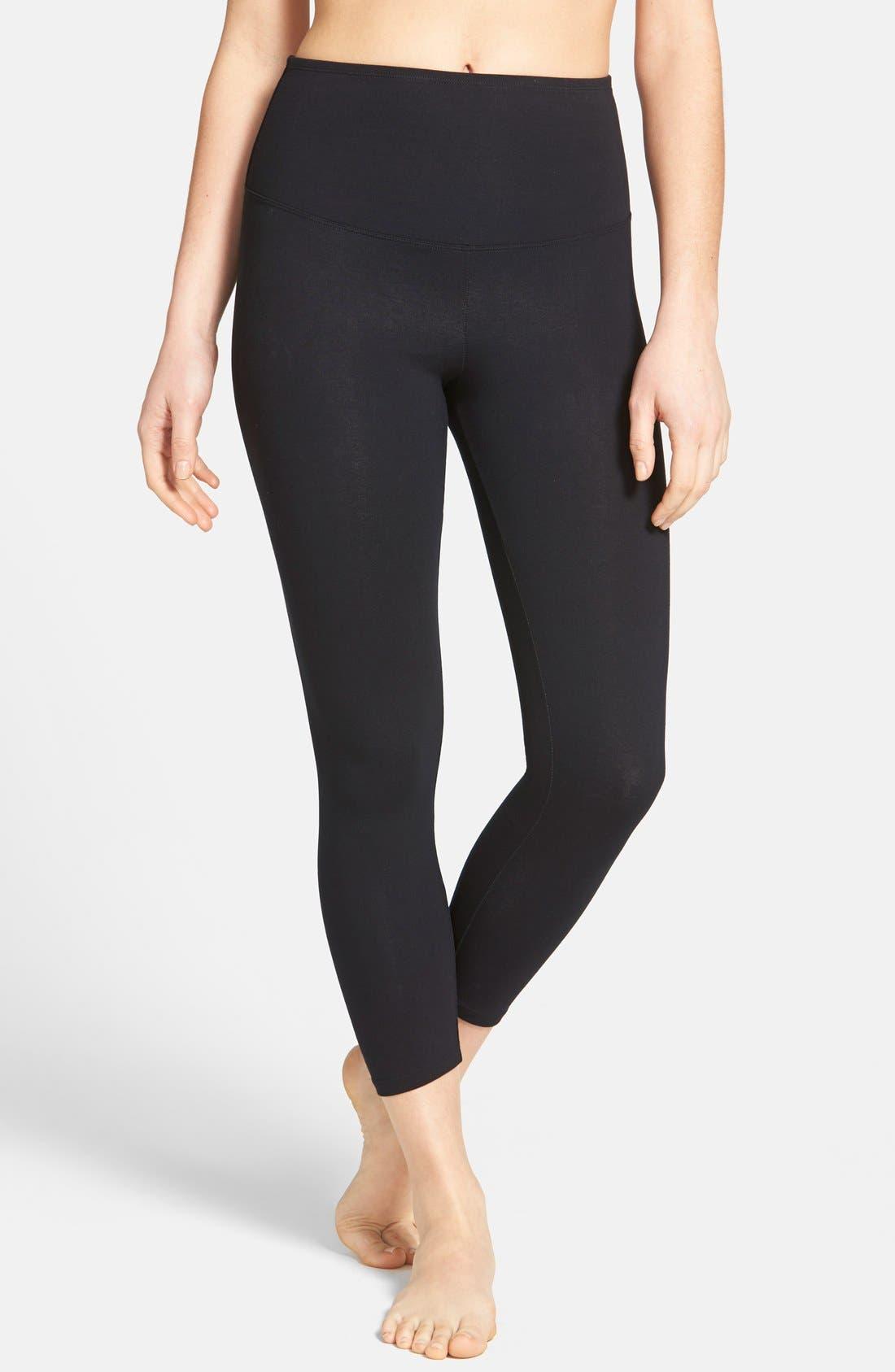 'Gloria' Leggings,                         Main,                         color, Black