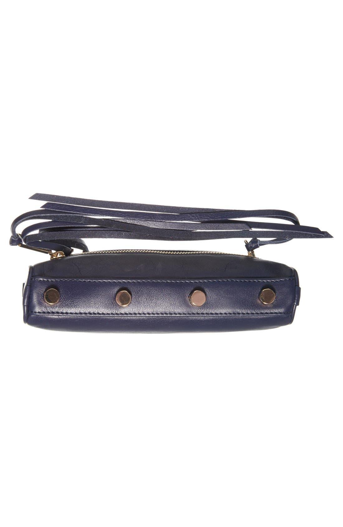 Alternate Image 6  - Rebecca Minkoff 'Mini 5-Zip' Convertible Crossbody Bag
