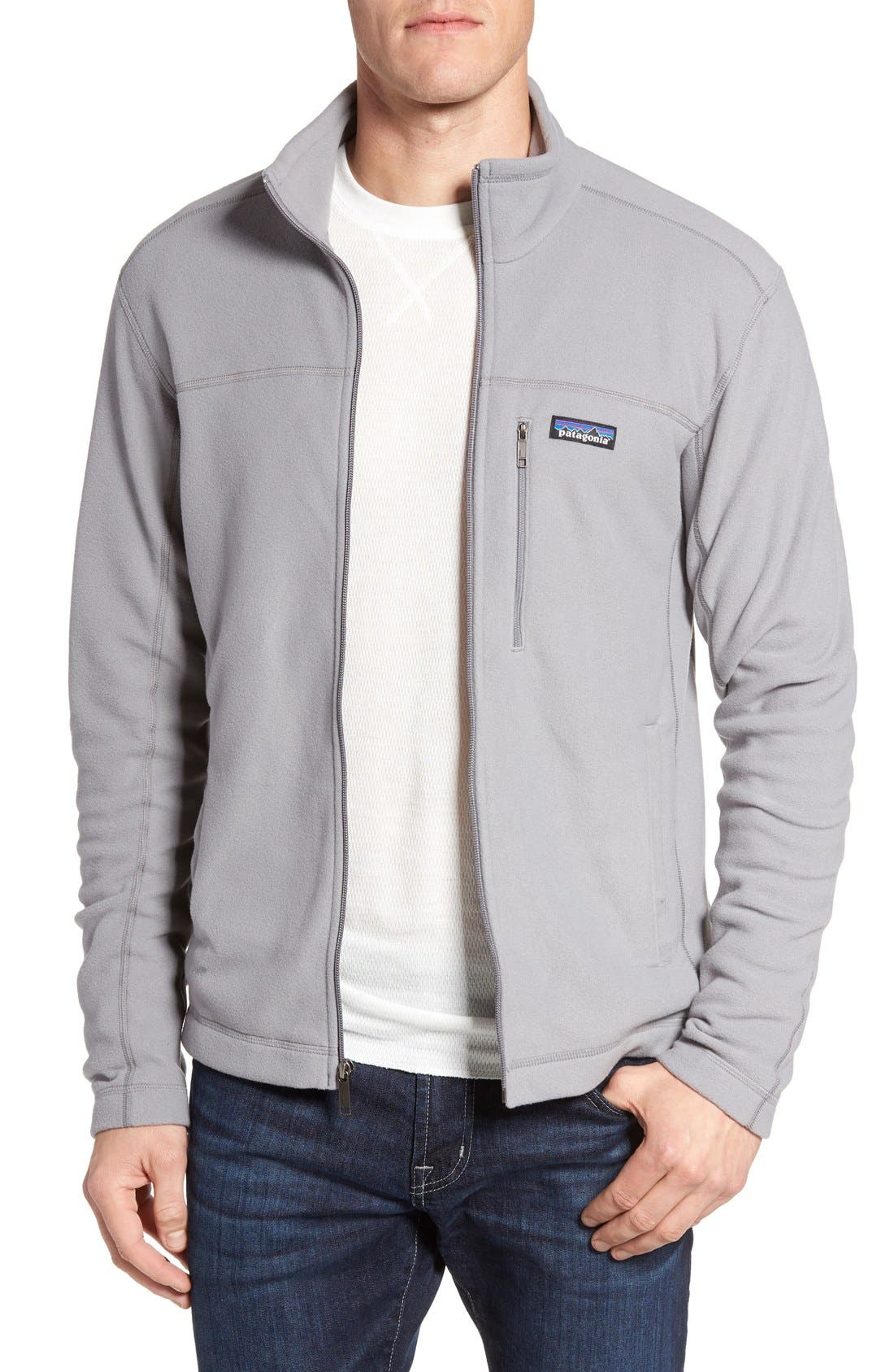 Alternate Image 1 Selected - Patagonia Micro D® Fleece Jacket