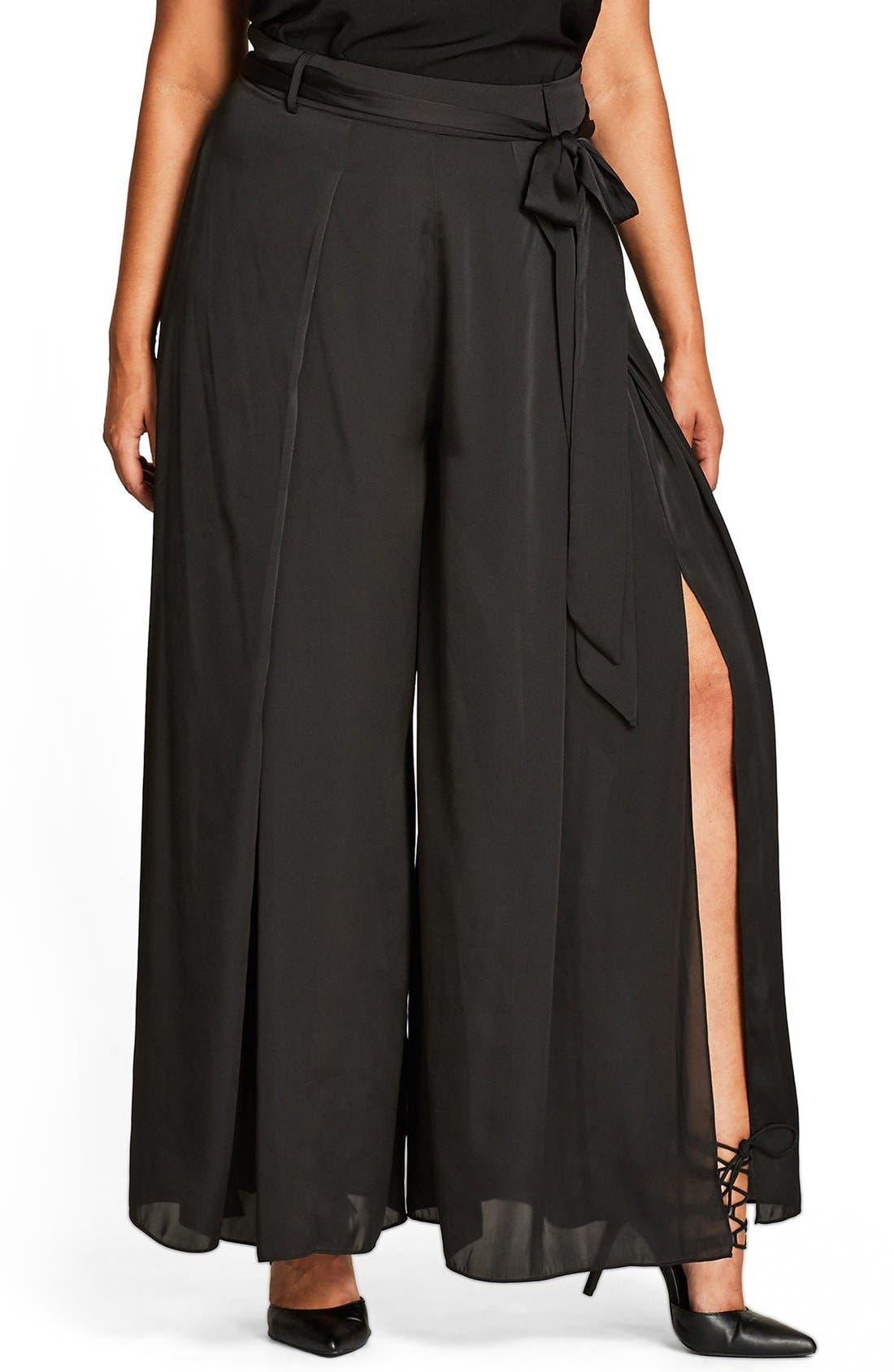 City Chic Wide Pants (Plus Size)