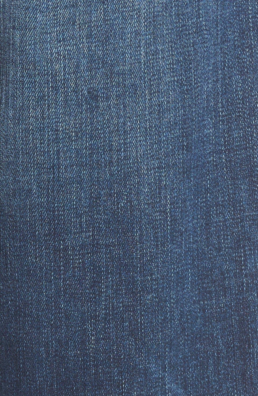 Brixton Slim Fit Jeans,                             Alternate thumbnail 5, color,                             Gladwin