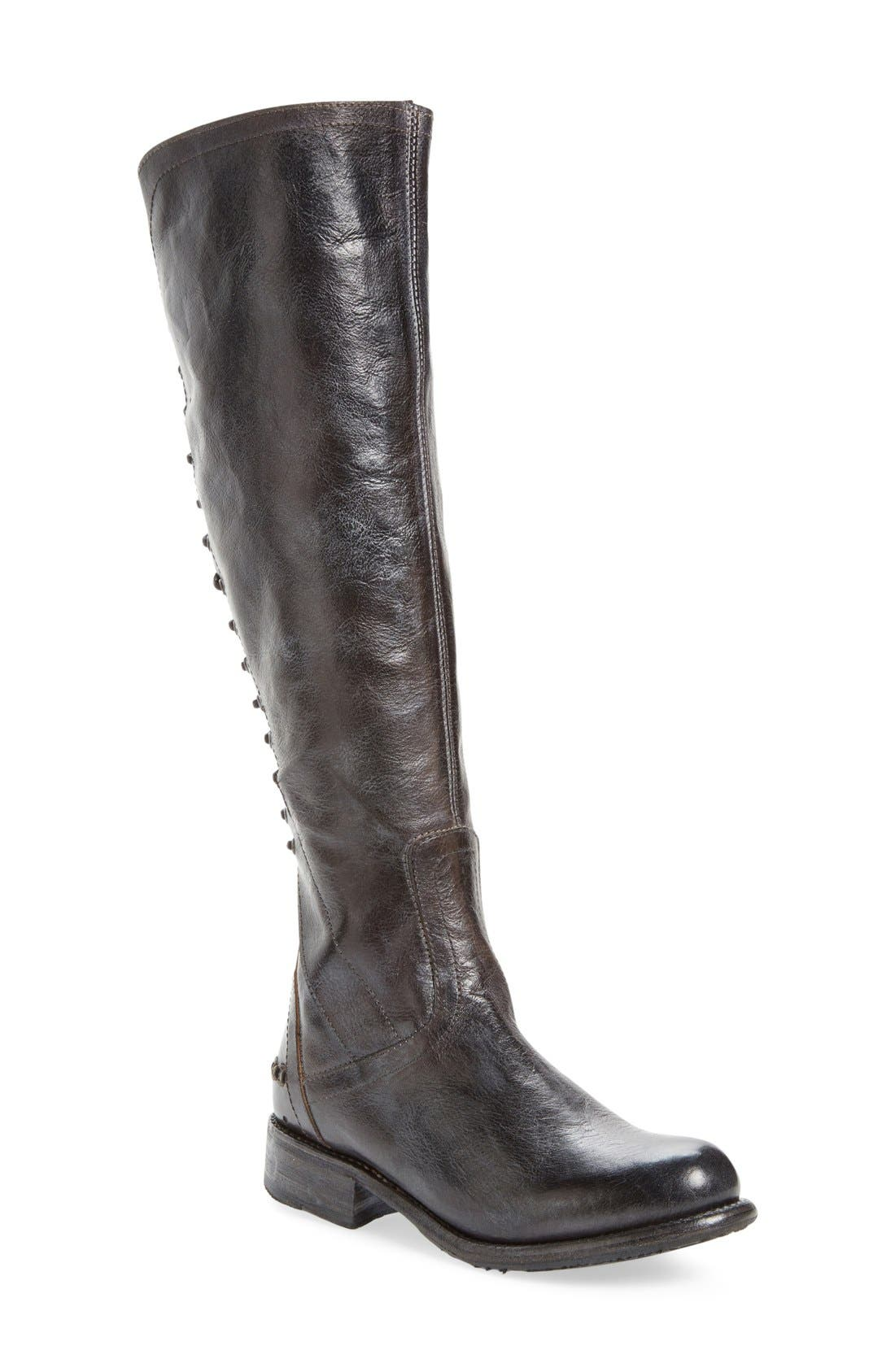 Bed Stu Surrey Lace-Up Knee Boot (Women)