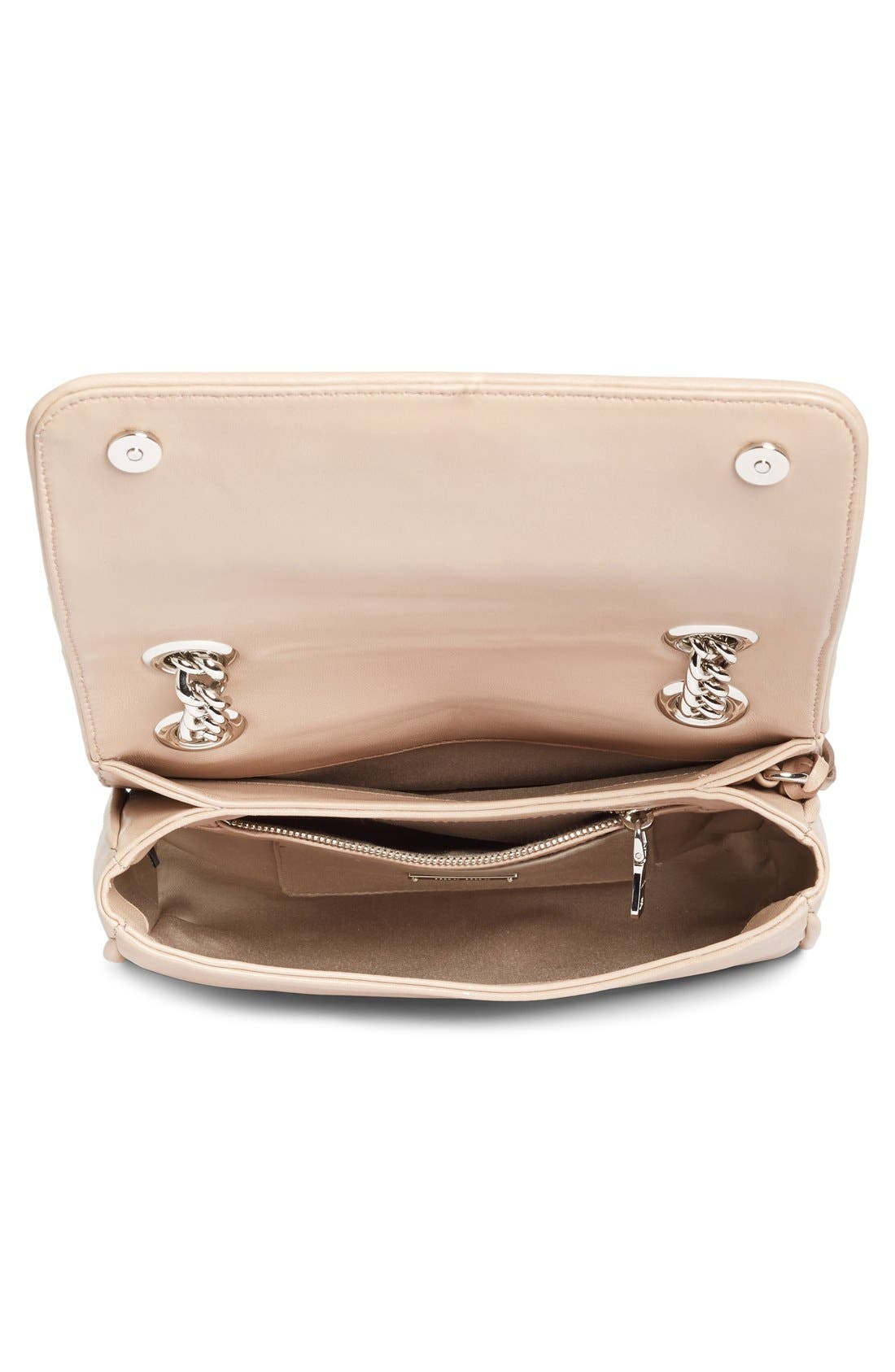 Alternate Image 4  - Miu Miu Club Matelassé Leather Shoulder Bag